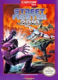 Street Fighter 2010: The Final Fight (Nintendo Entertainment System)